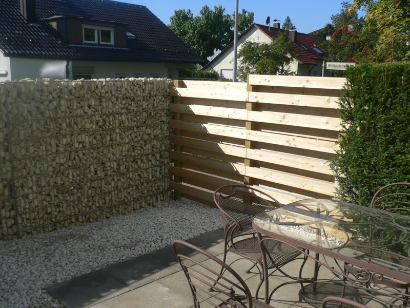 Ausentreppe Mit Podest Holz Selber Bauen ~ Holz Podest Pergola Selber Bauen Holzbalken Gartenlaube Bauen Bunt